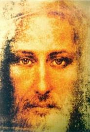 Картина Иисус Христос, Туринская Плащаница