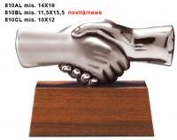 Статуэтка рукопожатие